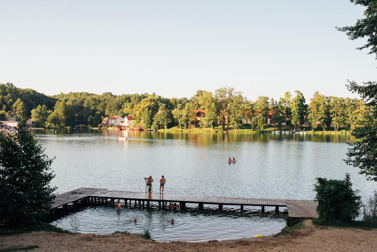Miło tu | pokoje gościnne i noclegi nad jeziorem łagowskim