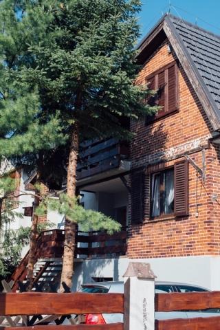 Nasz dom gościnny   Noclegi nad Jeziorem Łagowskim