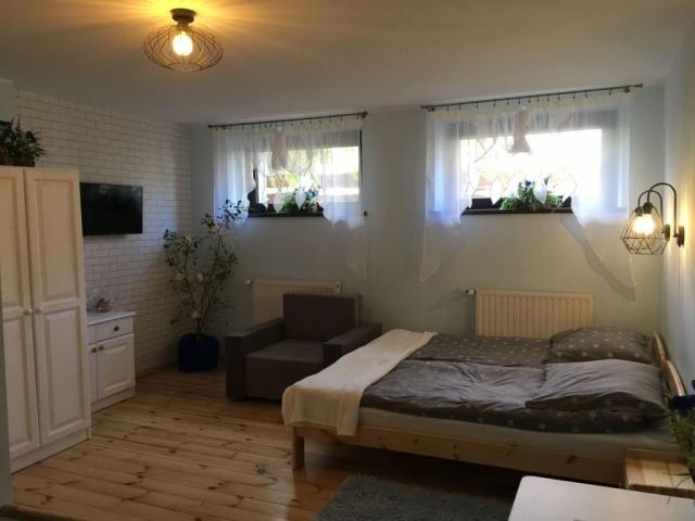 Pokój Mariusz   Pokoje gościnne nad Jeziorem Łagowskim
